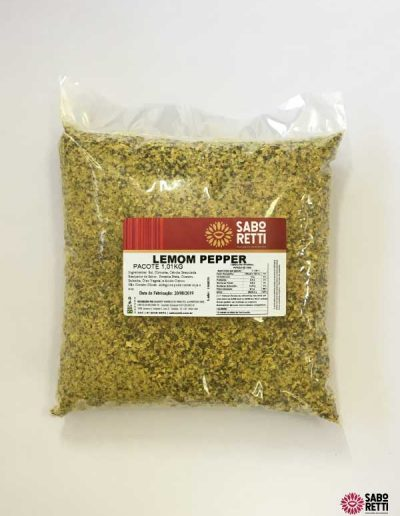 Lemon Pepper Saboretti