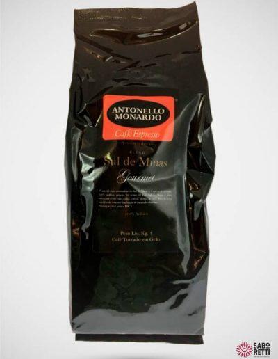 Café Gourmet Antonello Monardo Sul de Minas - Pacote 1kg