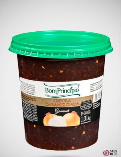 Cebola Caramelizada Bom Princípio - Balde 1,01kg