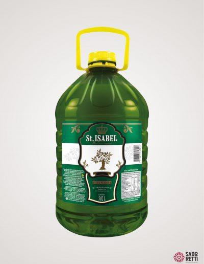 Azeite Composto Santa Isabel - 5,02 L