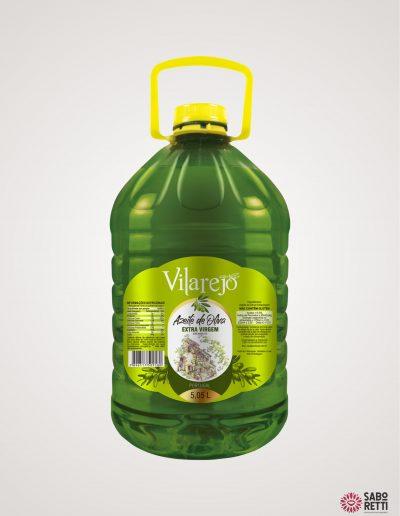 Azeite de Oliva Extra Virgem Vilarejo - 5,02 L