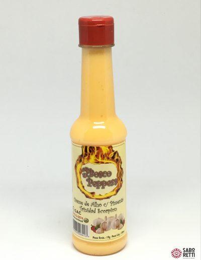 Creme de Alho com Pimenta J. Bosco