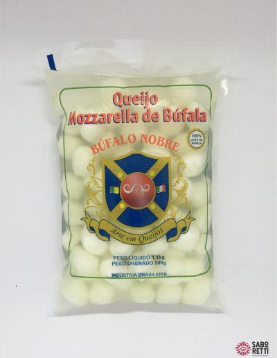 Mozzarella de Búfala Cerejinha