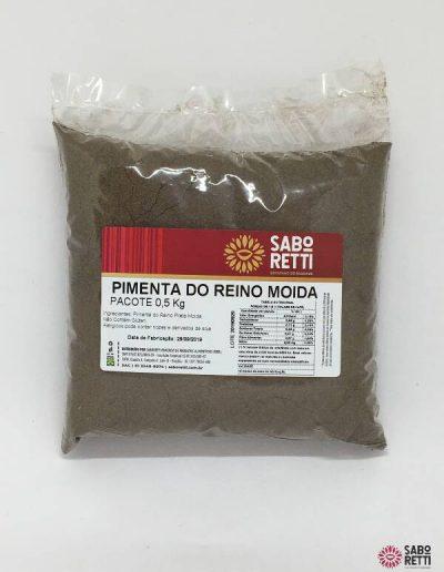 Pimenta do Reino Moída Saboretti