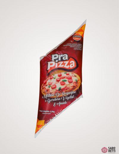 Requeijão c/ Amido Pra Pizza