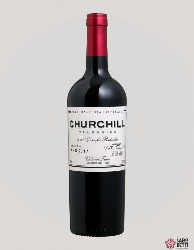 Vinho Churchill Cabernet Franc