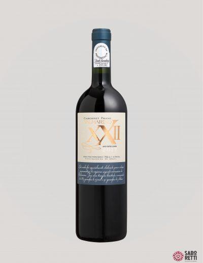 Vinho Valmarino Cabernet Franc XXII